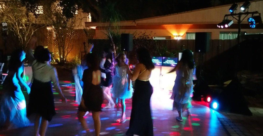 Wedding DJ in Orlando